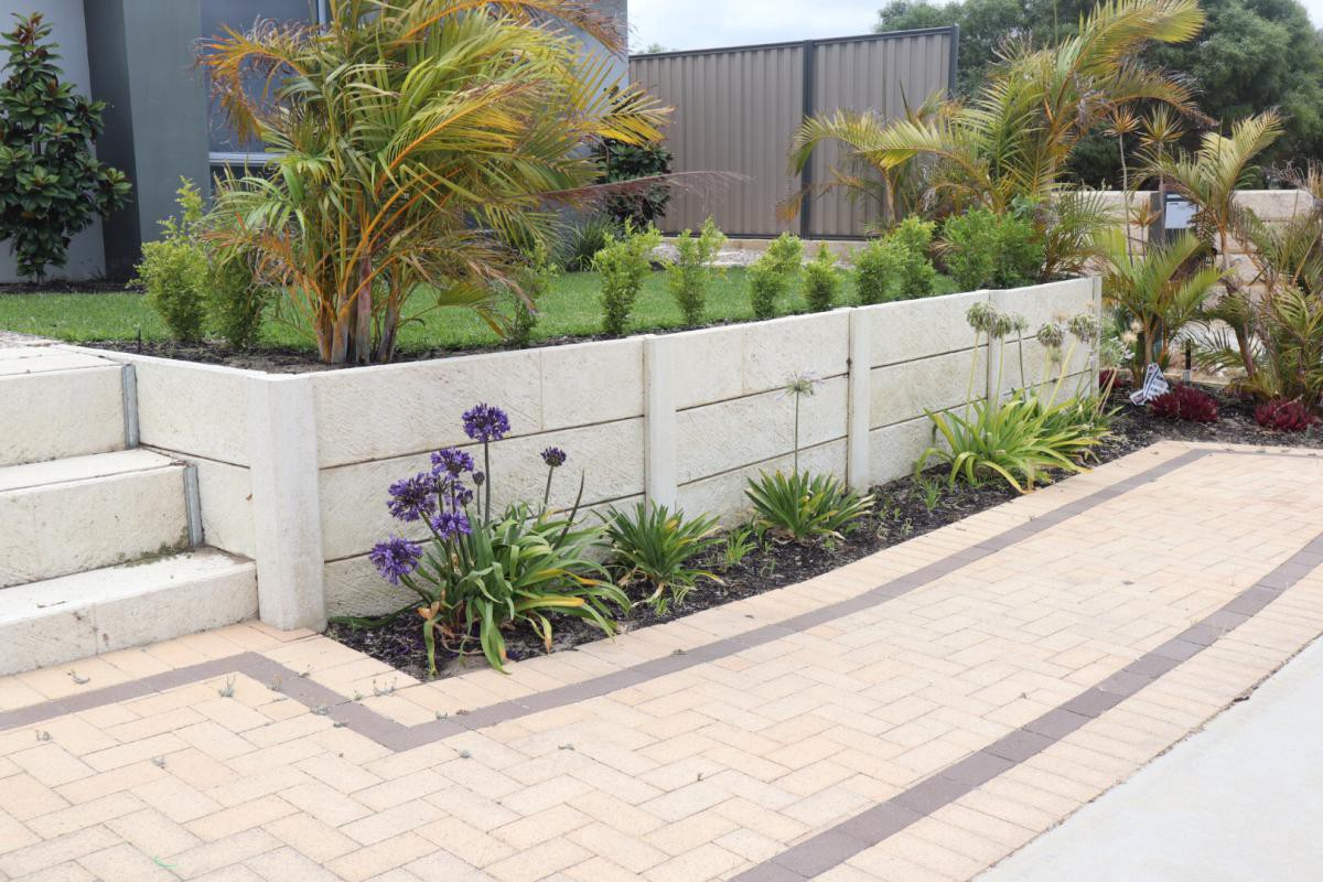 Types of General Retaining Walls. Construction of retaining wall is one… |  by Structural Retaining Walls Perth | Medium