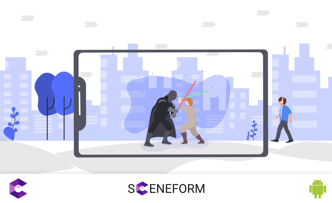 Building ARCore apps using Sceneform — Part 2 - ProAndroidDev
