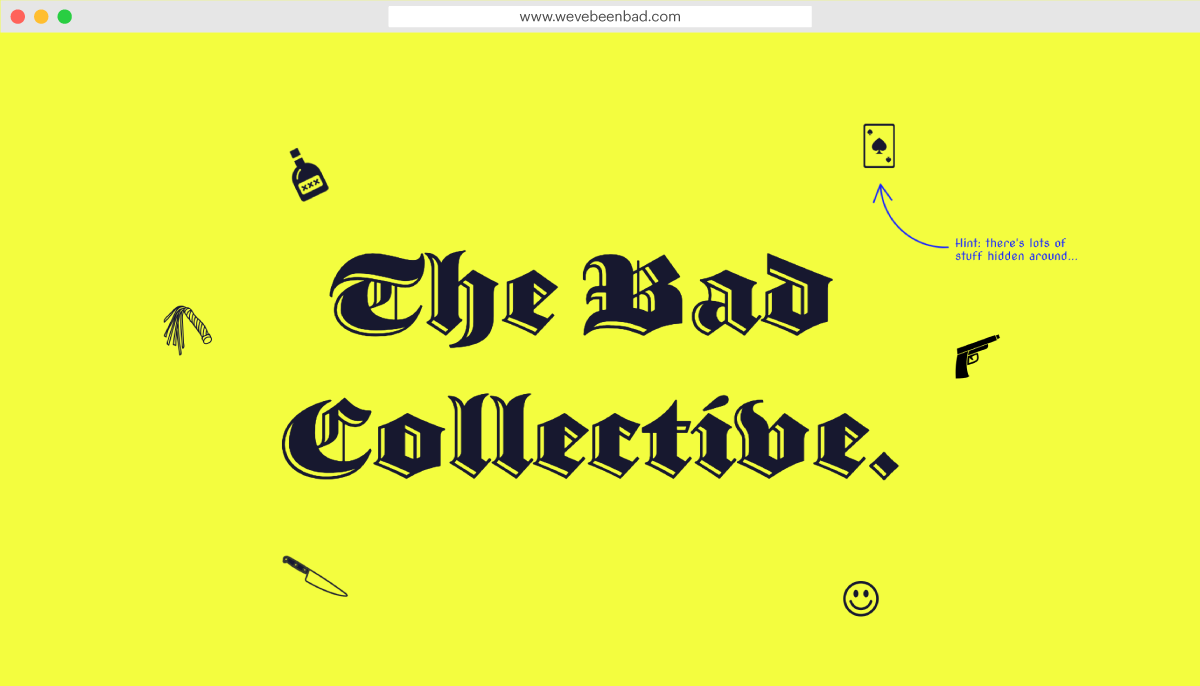 The Bad Collective: girls unite to break the glass ceiling