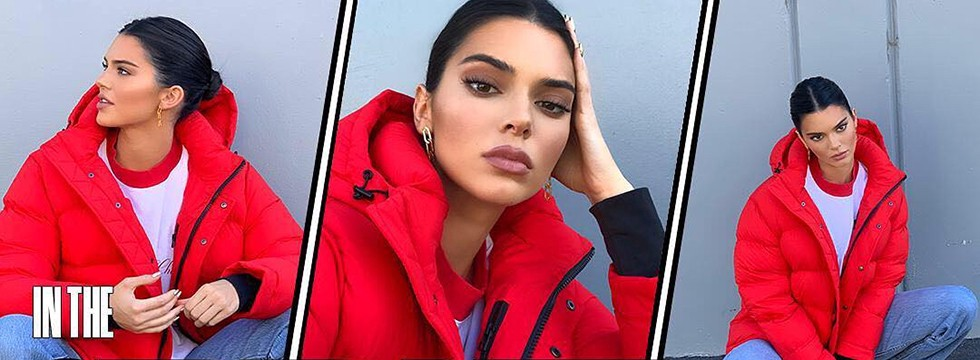 32fbda1bb Kendall Jenner as the Aritzia Super Puff Girl: A Look at the ...