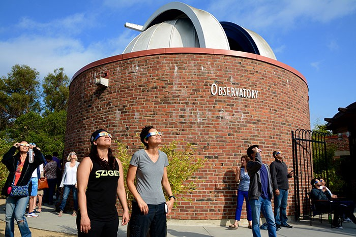 Foothill College Observatory hosts NASA scientists, lets you