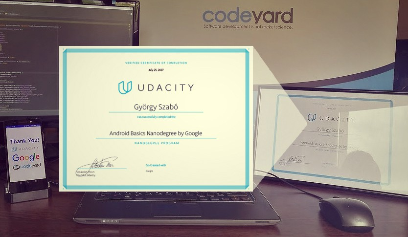 Why you should apply for the Udacity-Google scholarship