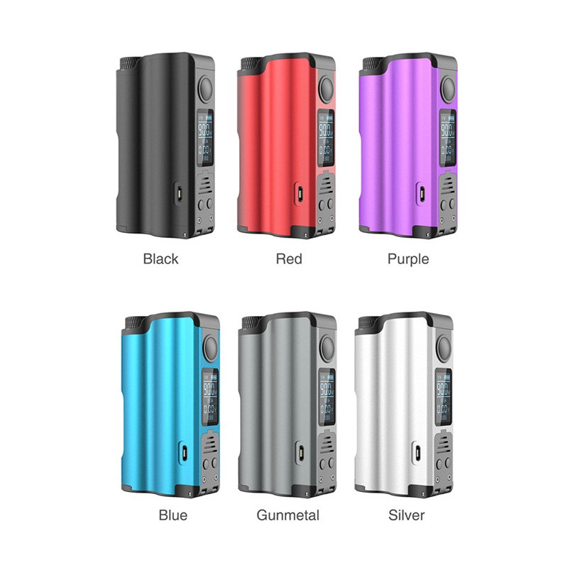 Check Innovative Top Refill Squonk Mod — Dovpo Topside