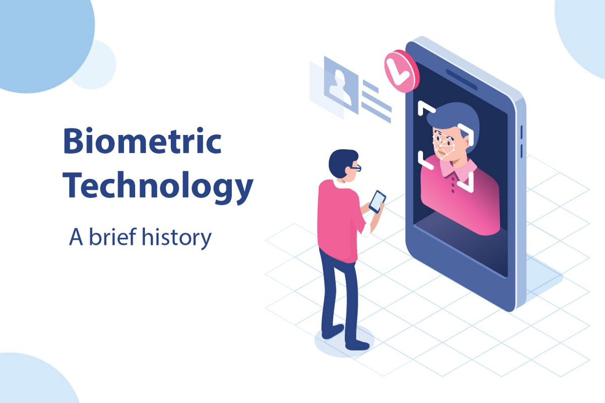 Biometric Technology: A Brief History