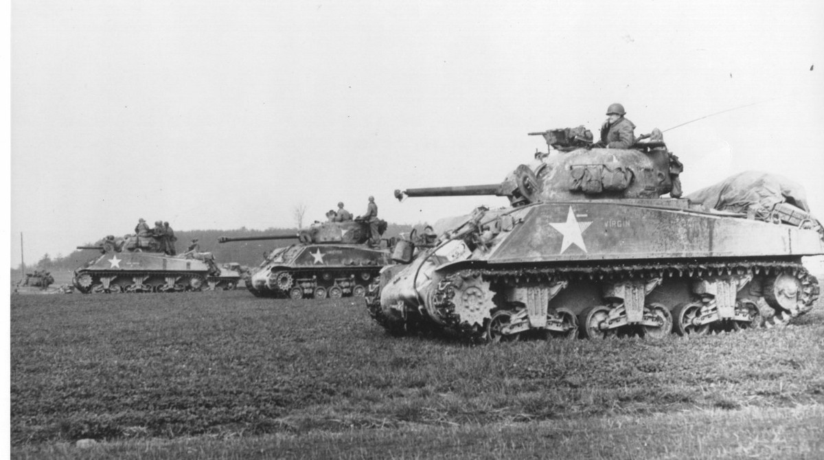 The M 4 Sherman Tank Was Hell On Wheels And A Death Trap
