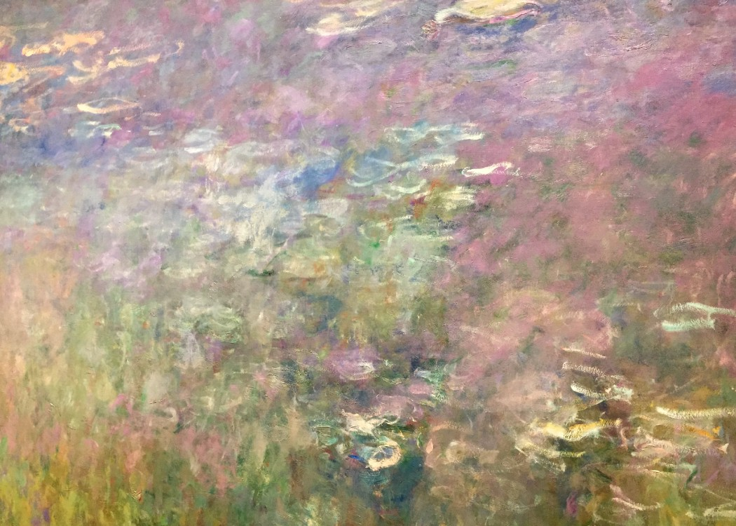 6d2e99b12 Water Lilies (c.1915–1926) by Claude Monet (Nelson-Atkins Museum Kansas  City, Missouri)