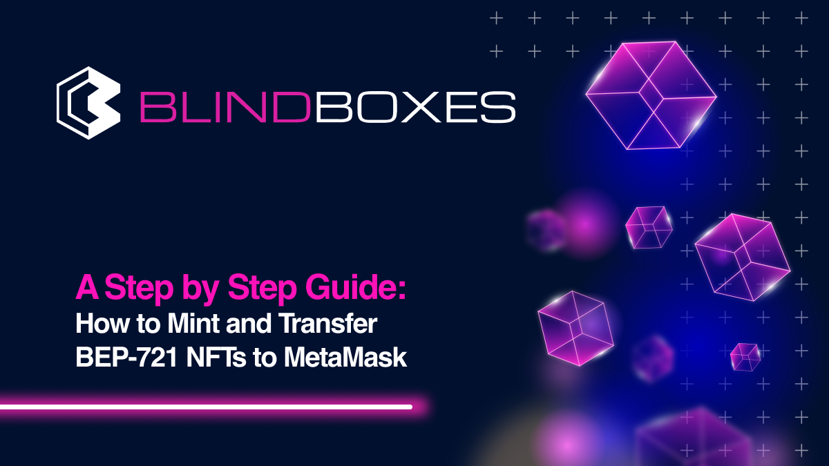 Complete Guide: How to Mint and Transfer BEP-721 NFTs to MetaMask
