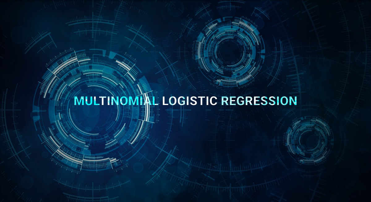 Machine Learning Model using Multinomial Logistic Regression