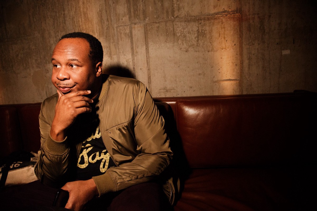 Roy Wood Jr. Thinks Your Career Is a Joke