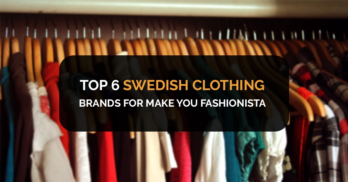 clothing retailers in sweden swedish clothing company