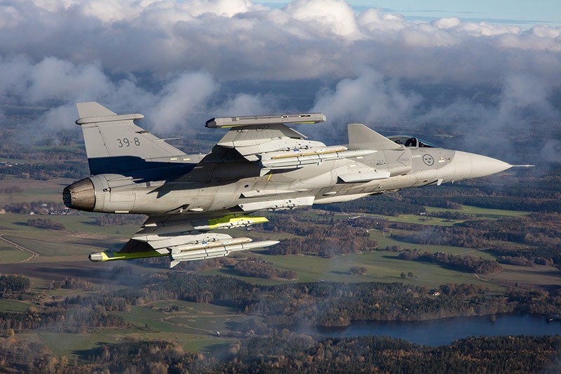 Saab to participate at Aero India 2019 - REDACT - Medium