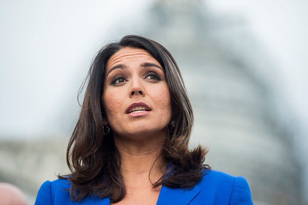 Tulsi Gabbard Has Enemies In High Places