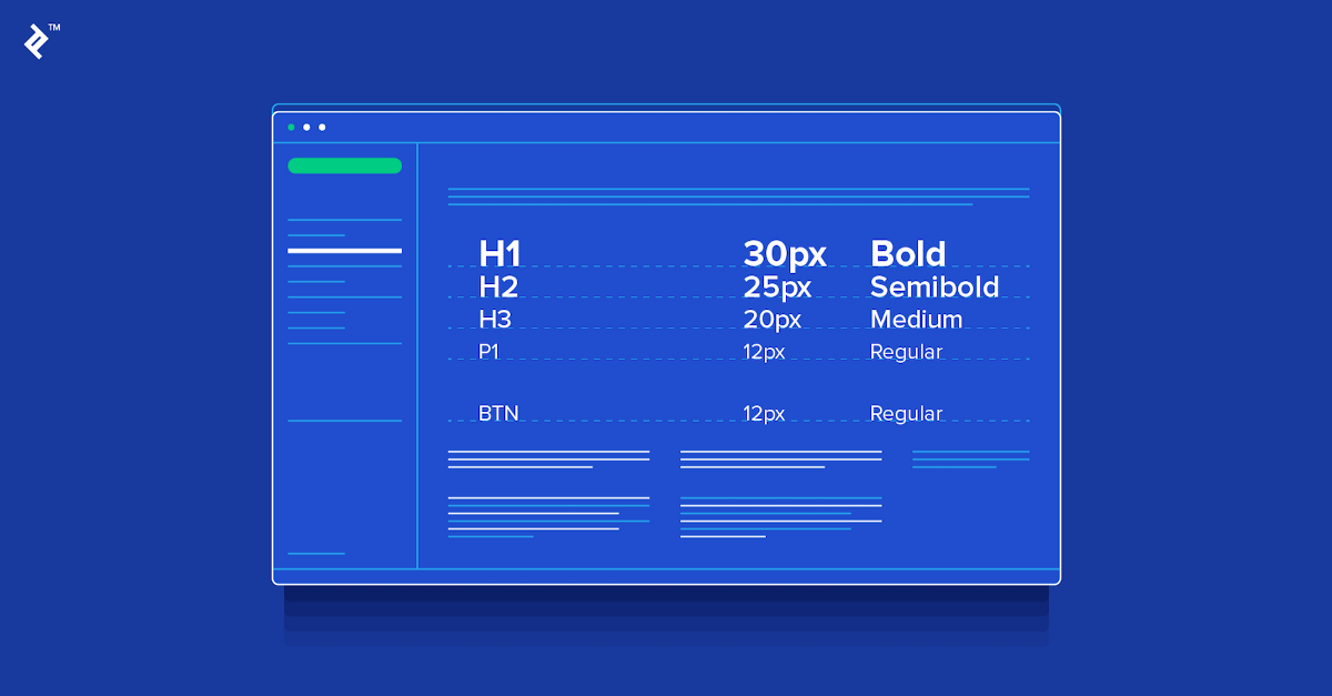 Creating a UI style guide for better UX