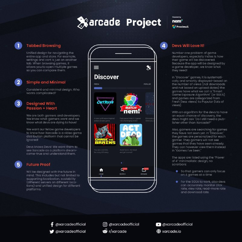 Xarcade Launches Beta Android App - Xarcade Official - Medium