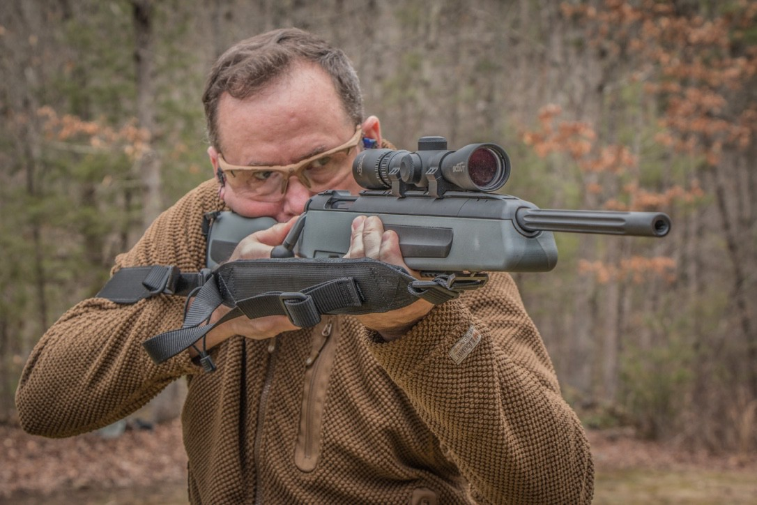 Scout rifle loads from Hornady - The Hole Story