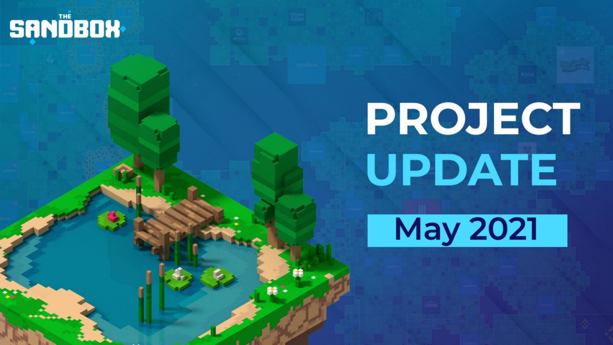 Project Update: Euphoria LAND sale results, Dev Diary, Game Maker V0.6.5— May 2021