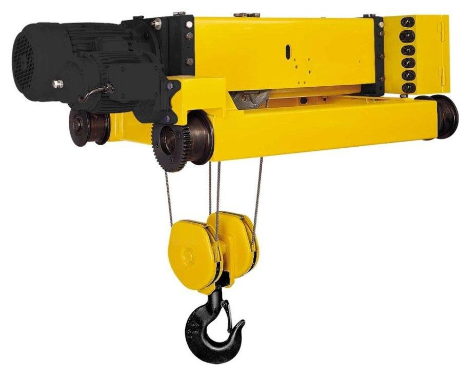 Electric Wire Rope Hoists — Novel Lifting Devices Used In Industries