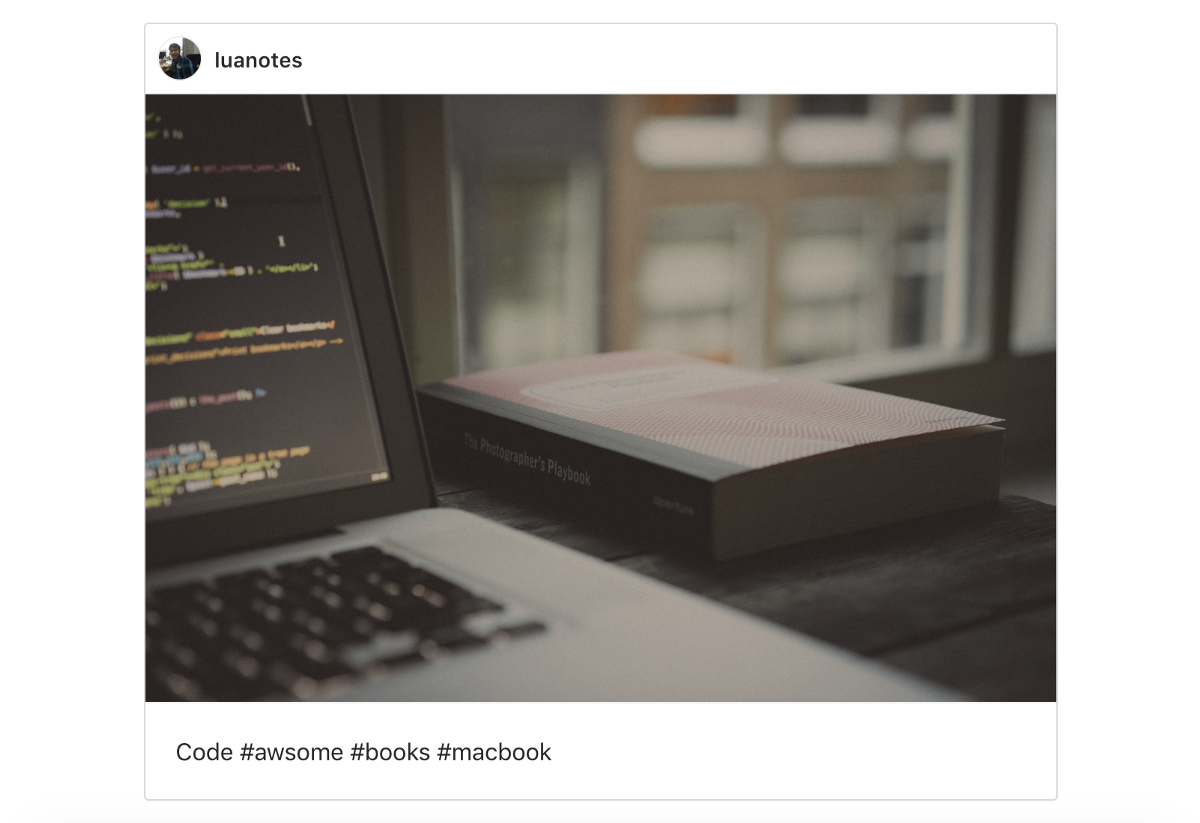 Build Instagram by Ruby on Rails (Part 2)