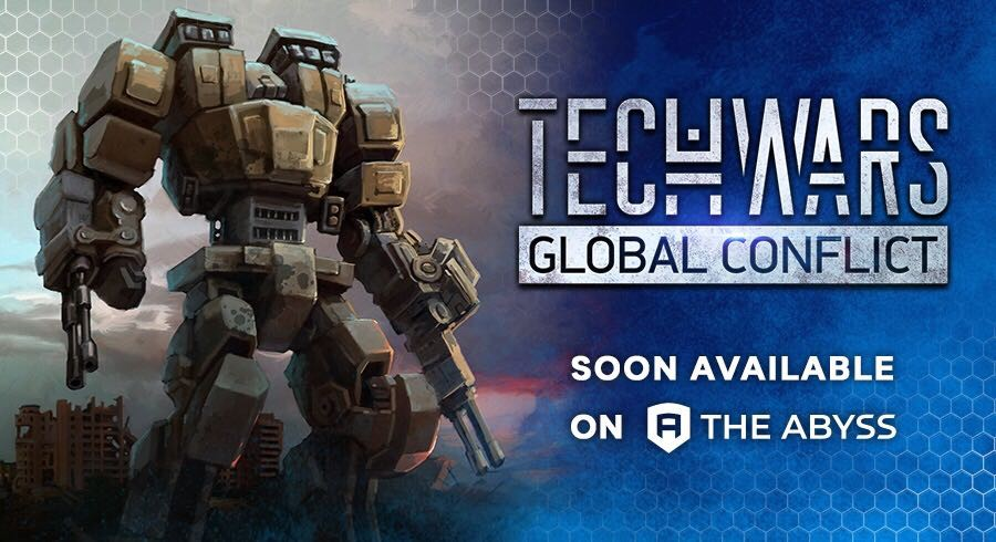 TechWars: Global Conflict to be Released on The Abyss