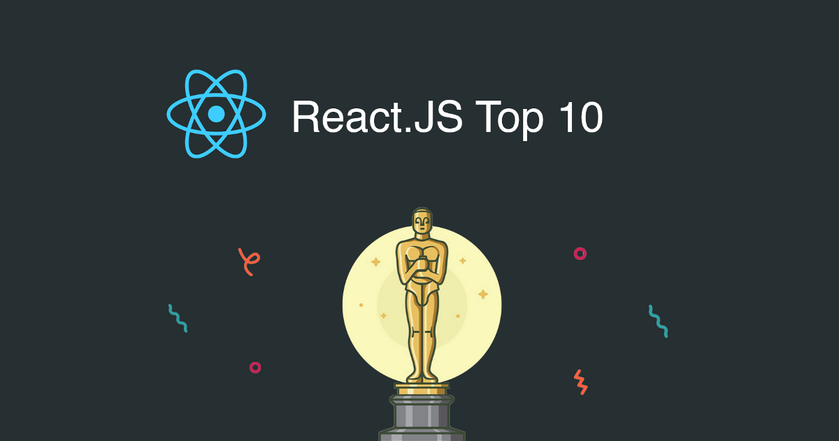 Top 10 ReactJS Articles for the Past Month. (v.June)