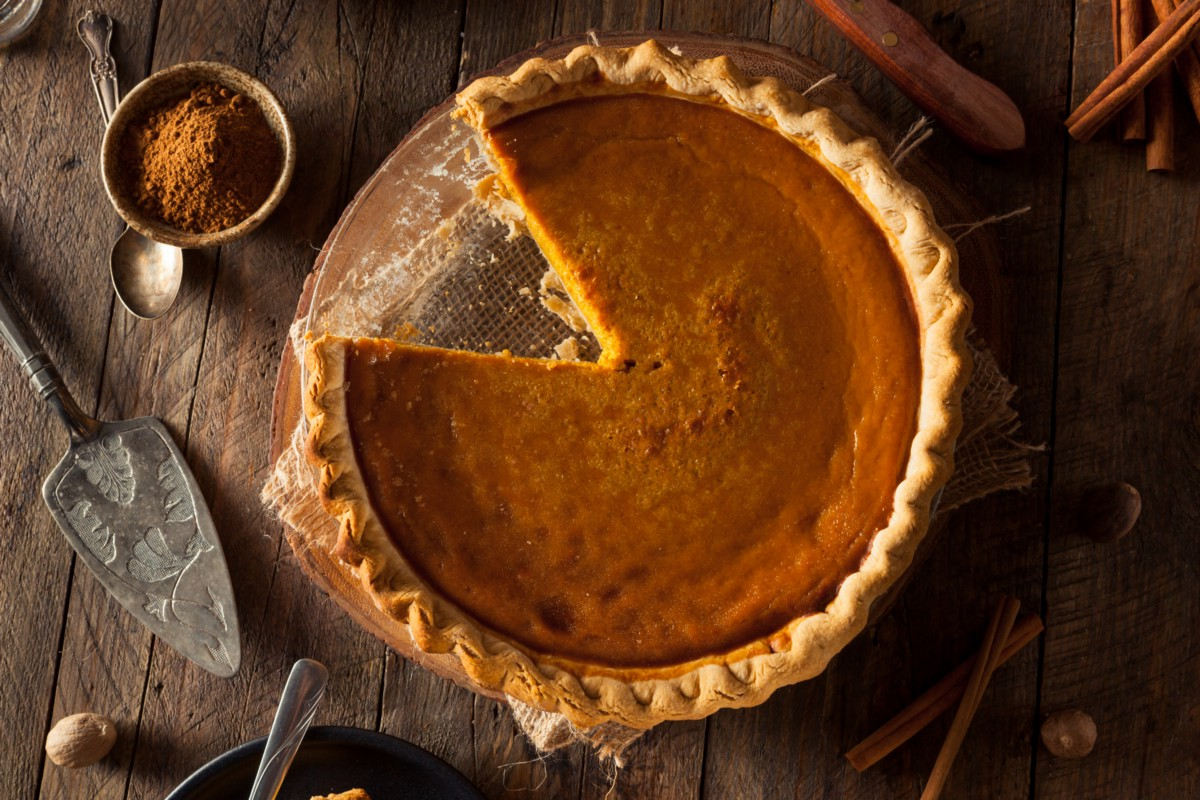 Thanksgiving Desserts for Everyone