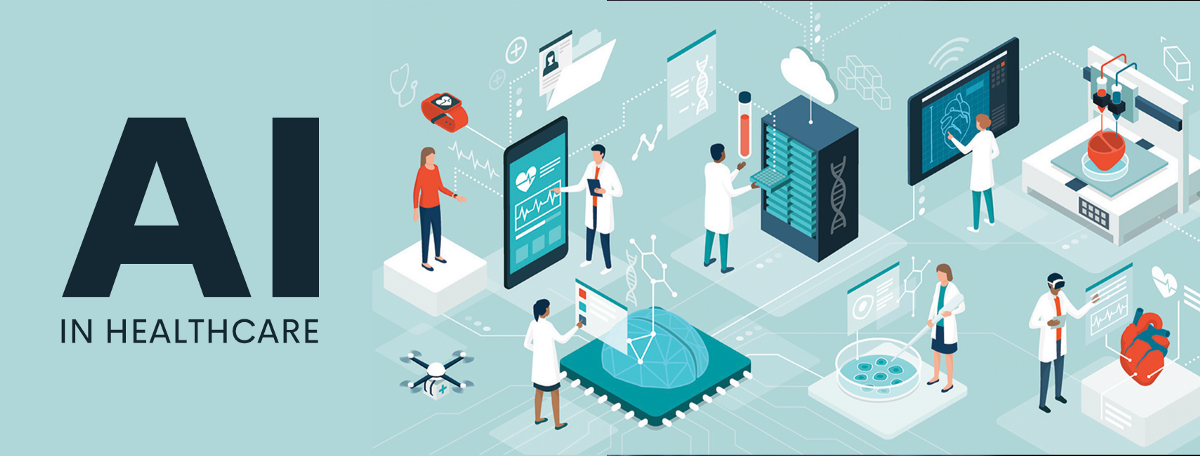 AI in Healthcare—Is the Future of Healthcare already here?