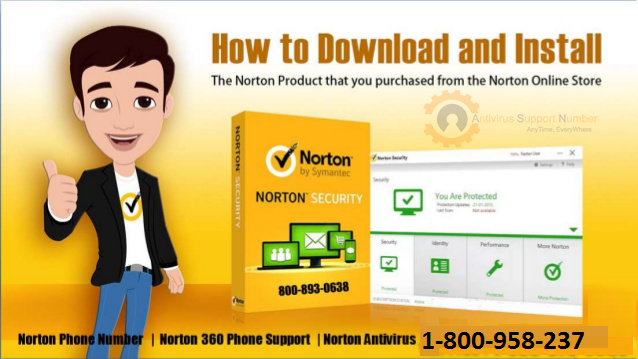 How to uninstall old and install new Norton antivirus product