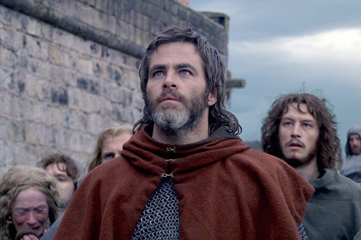 Review — Outlaw King - John Sherrod