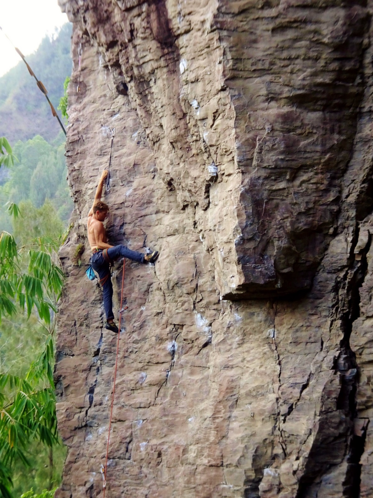 Rock Climbing In Bali This Is A Post Written Out Of A