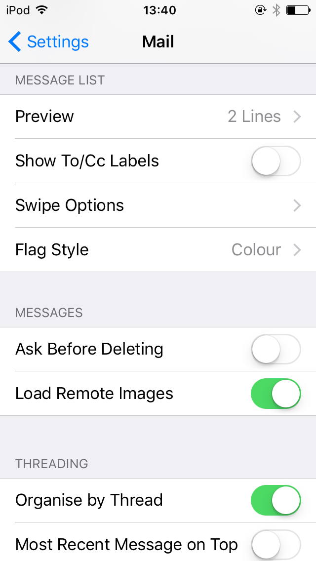 What you need to know about Apple Mail in iOS 10 - emails by HTeuMeuLeu