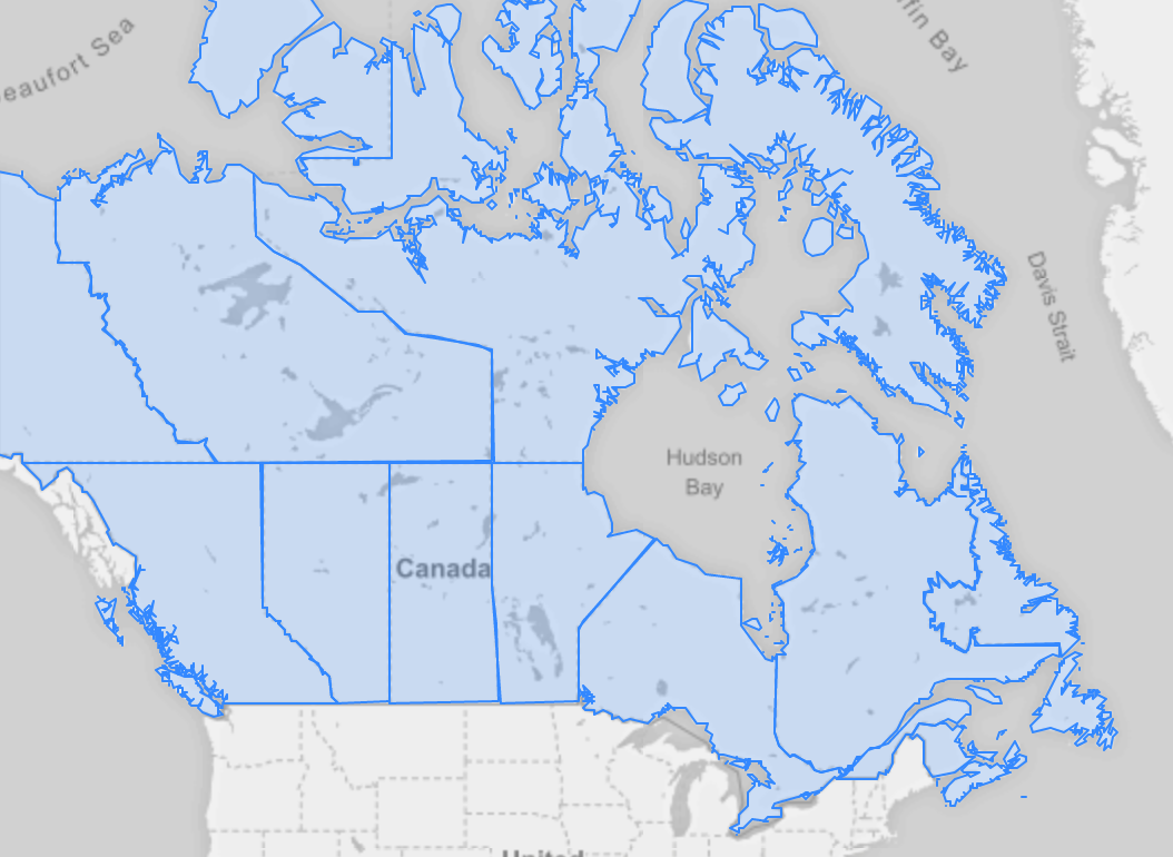 Making Maps for Canada's Provisions and Census Divisions in R