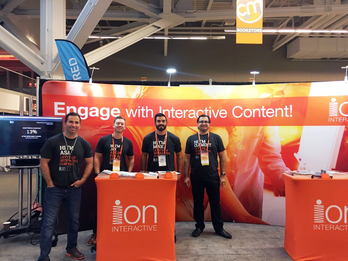 Content Marketing World — You Did Not Disappoint