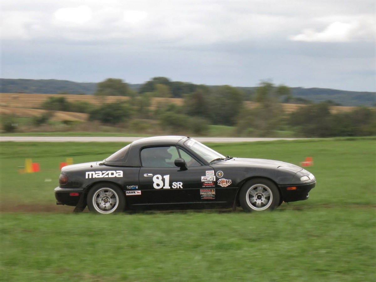Quick and Basic RallyCross Car Prep - Jim Rowland - Medium