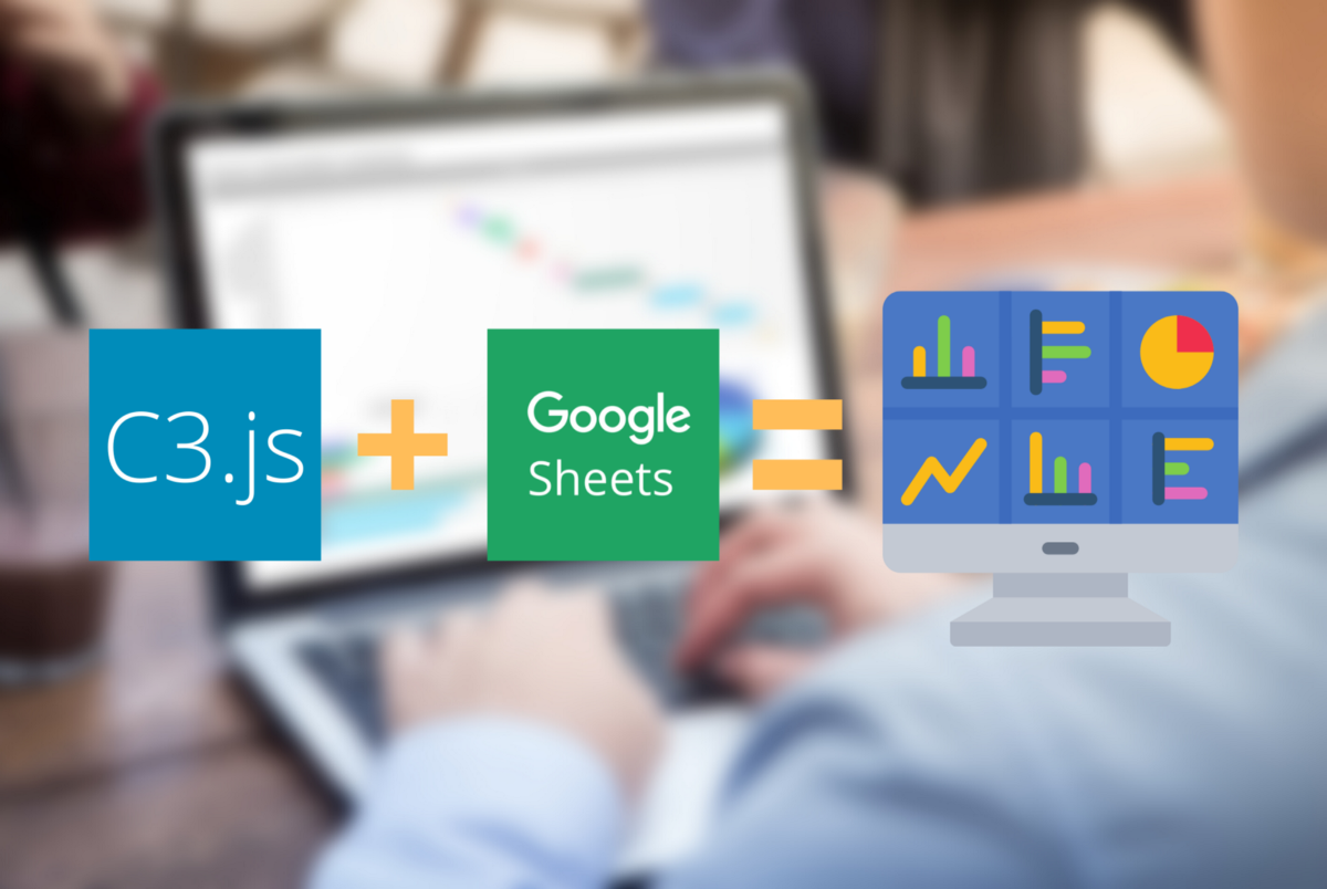 How to Create a Dashboard for Free with Google Sheets and C3.js