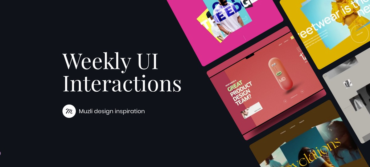 UI Interactions of the week #237