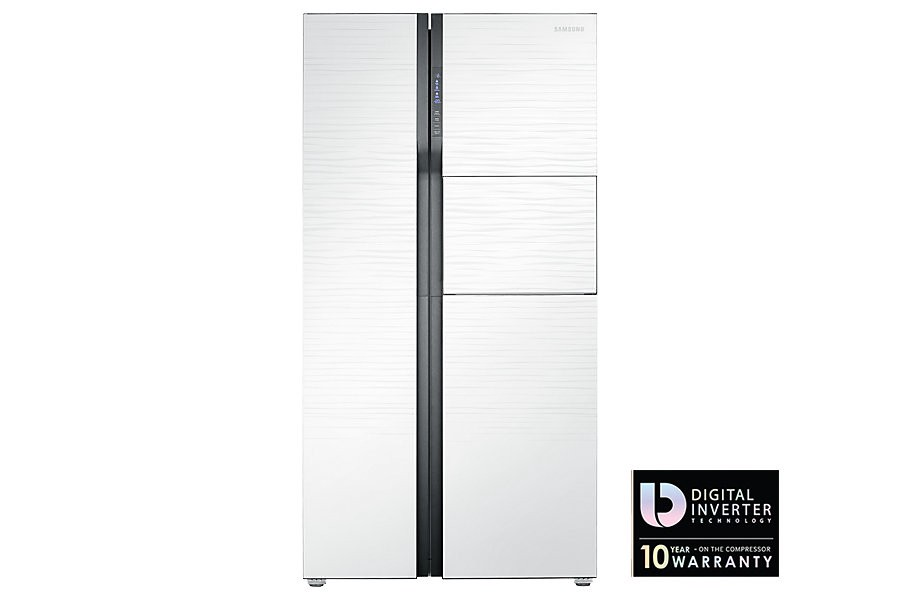 Expert Review: Samsung 591 Litres Side By Side Refrigerator