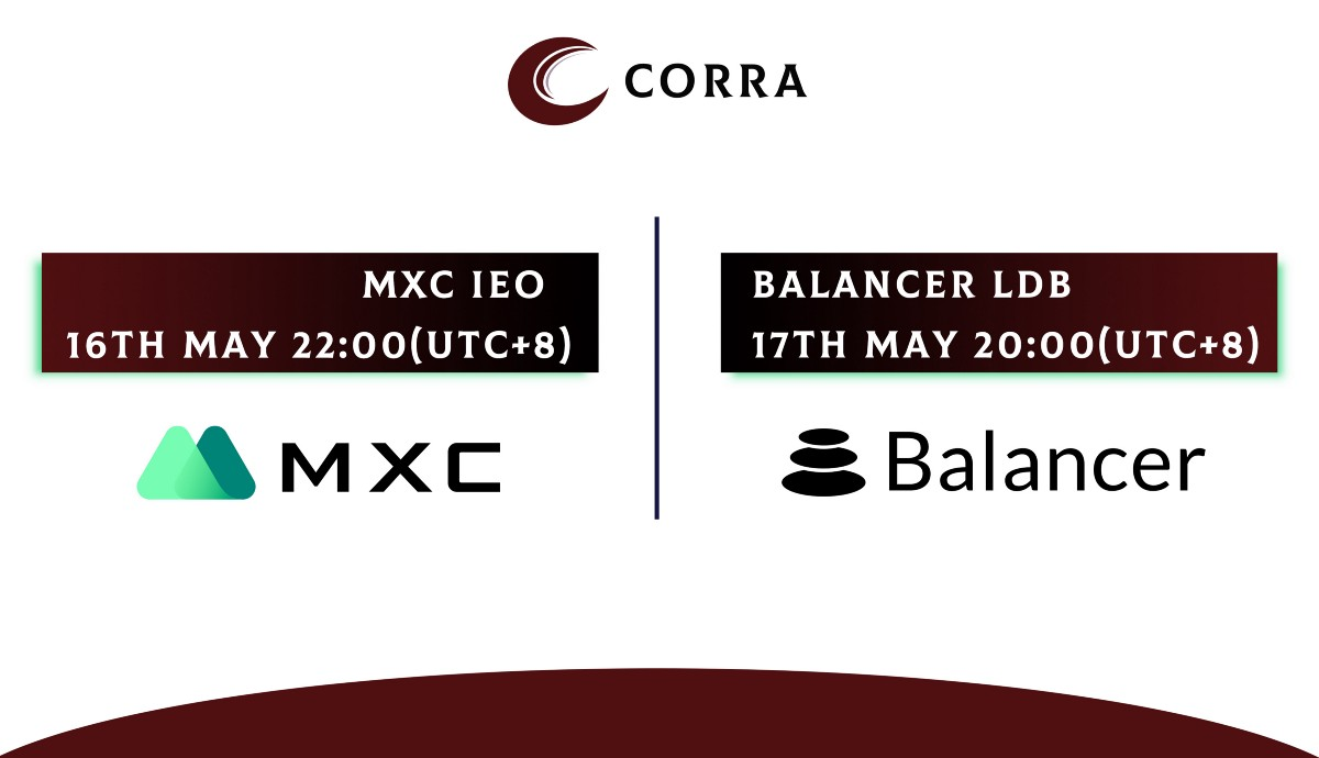 Announcing MXC IEO & Balancer Liquidity Drop Bootstrapping (LDB)