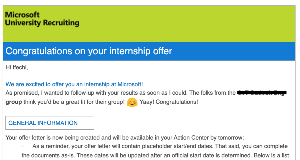 I Got Offers From Google, Facebook, and Microsoft