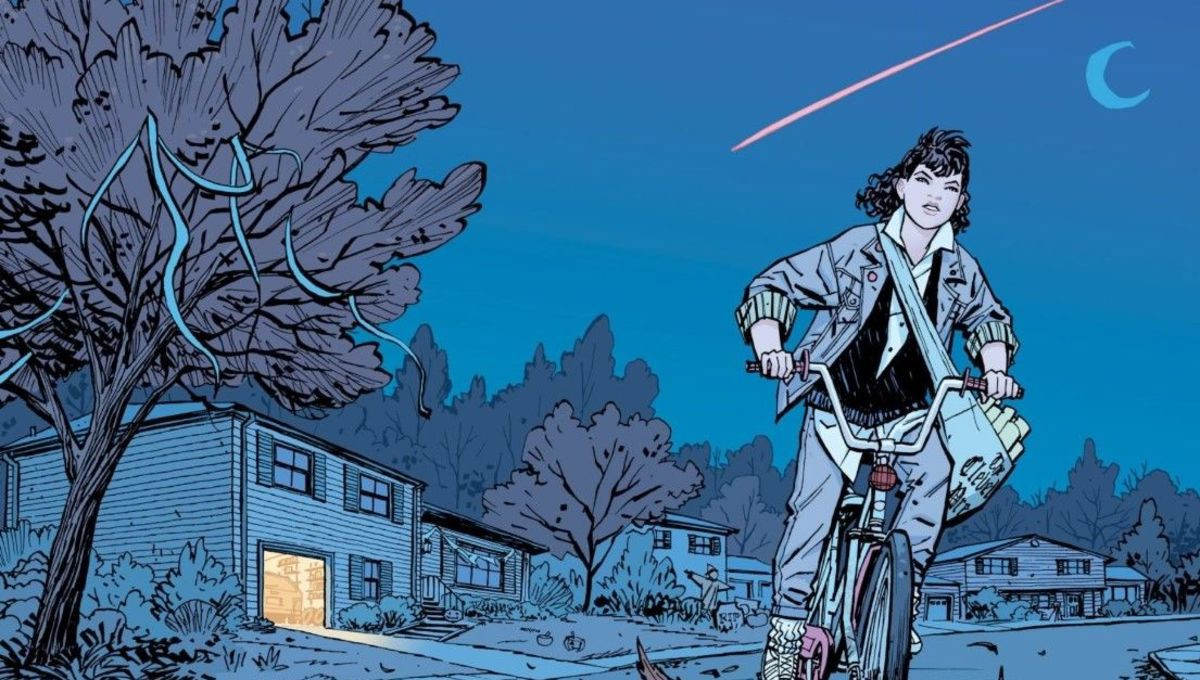 Halloween 2020 Comic Adaptation IT'S OFFICIAL: Amazon orders Paper Girls comic adaptation to