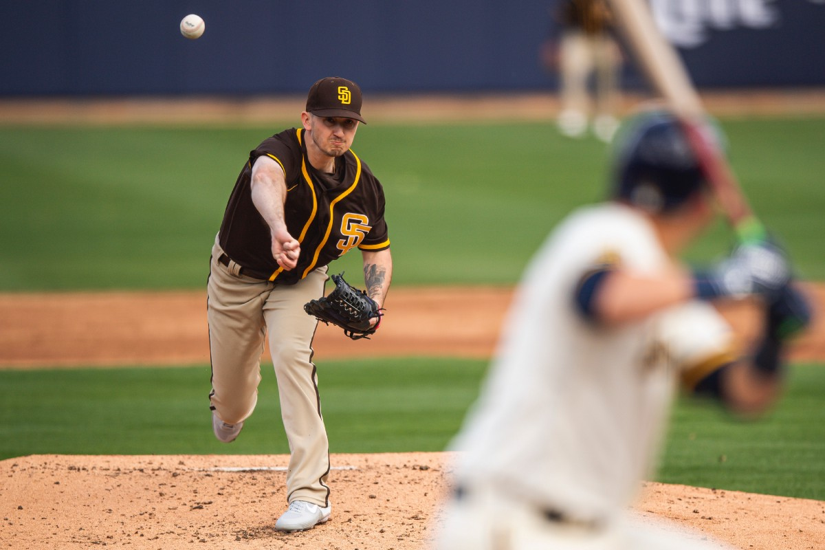 Today in Peoria: Davies leads Padres to first win of spring