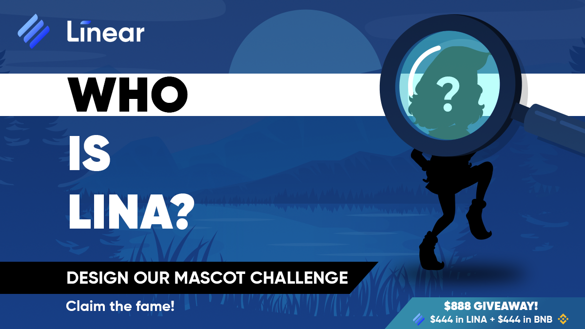 Mascot competition: Who is LINA?