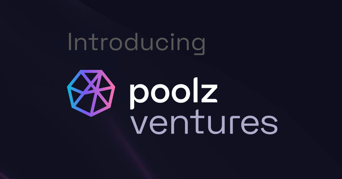 Poolz Establishes Poolz Ventures to Invest in Selected Projects