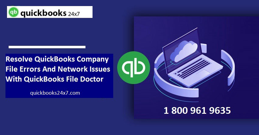 What Types Of Problems Does QuickBooks File Doctor