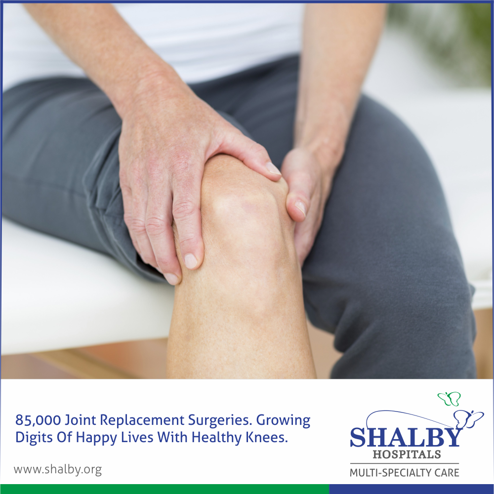 Top 3 Reasons for Knee Replacement Surgery - Shalby