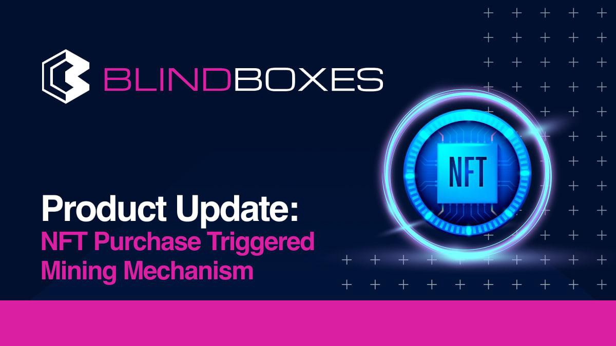 Product Update: NFT Purchase Triggered BLES Token Mining Mechanism