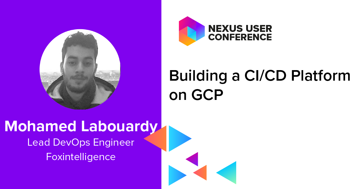 Building a CI/CD on GCP with Kubernetes