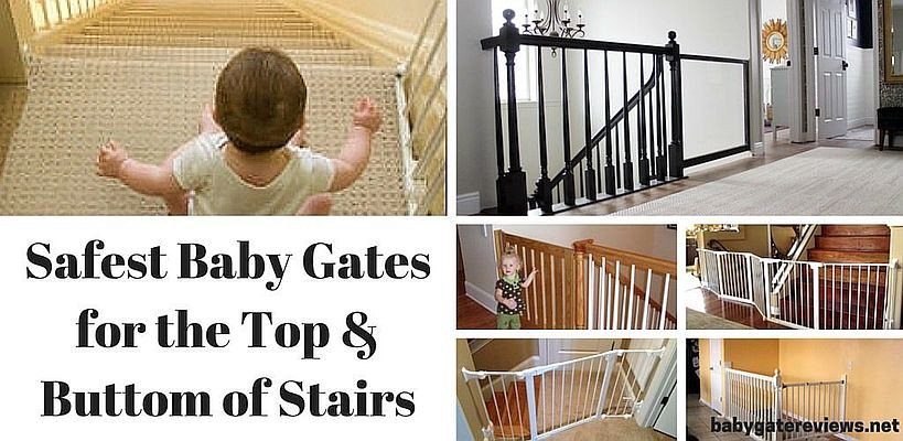 Better Safe Than Sorry U2014 Tips To Baby Proof Your Stairs