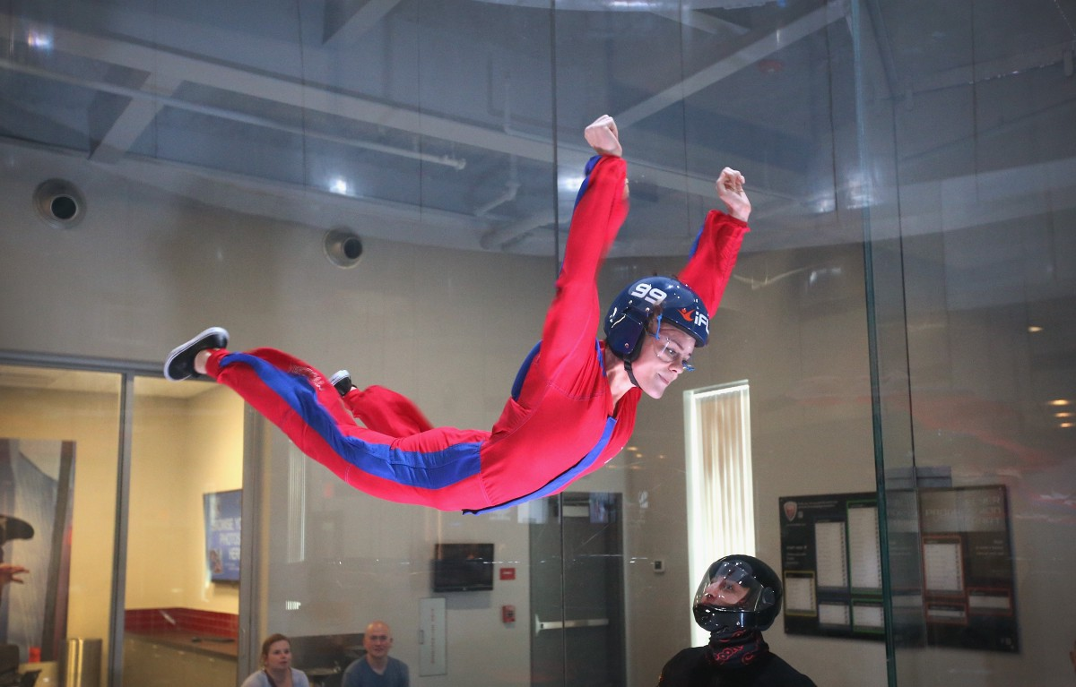All Pain, No Plane: My Grim Experience With Indoor Skydiving