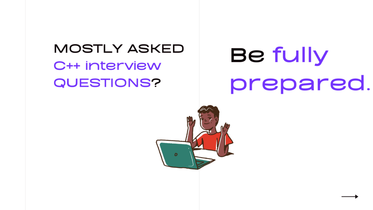 Complete C++ Interview Questions & Answers