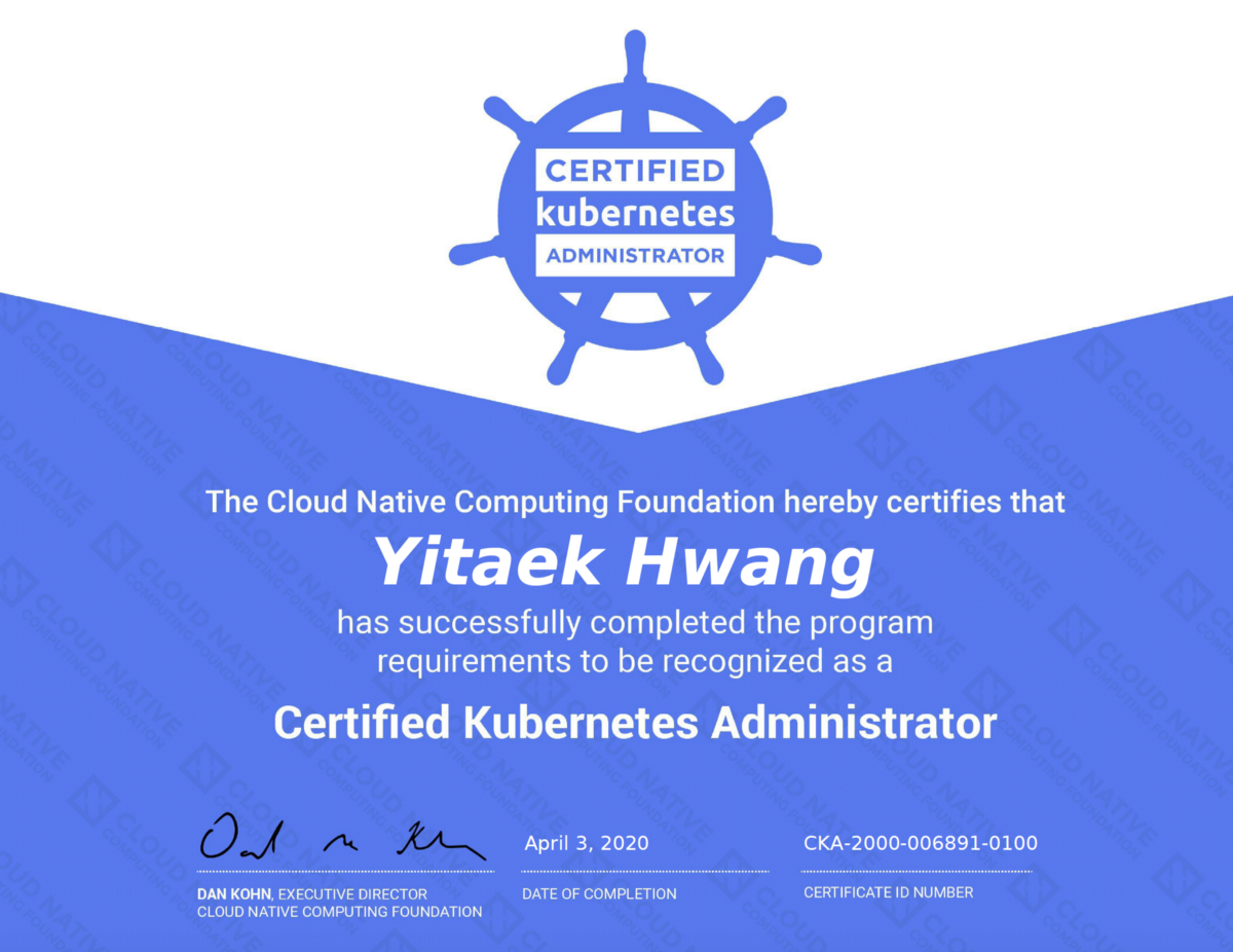 Getting Kubernetes Certified: The (mostly) Free Way